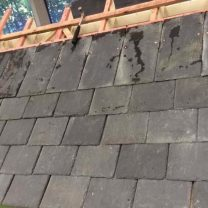 Image showing completed tiled roof by Harry