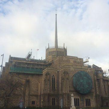 Image showing Blackburn Cathedral
