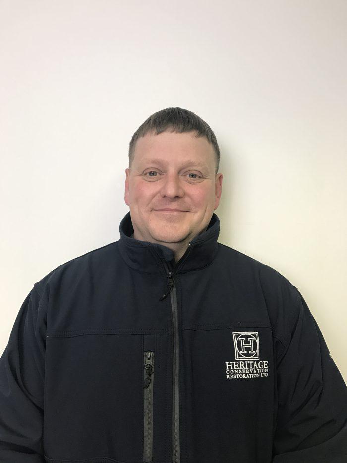 Image of company director, Gary Rawlinson