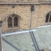 Image showing completed repointing