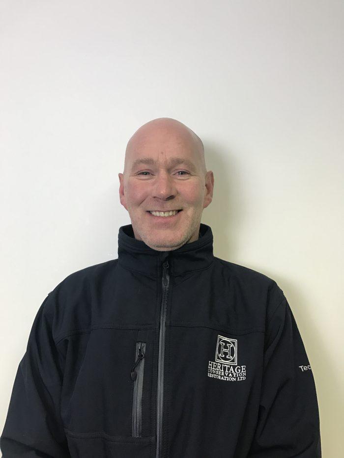 Image of company director, Jason Hill