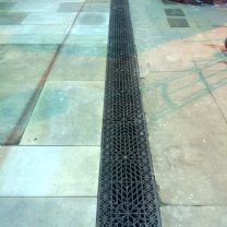 Image showing new cast iron grates