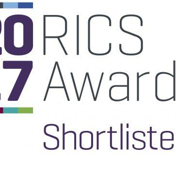 RICS Awards Shortlisted logo