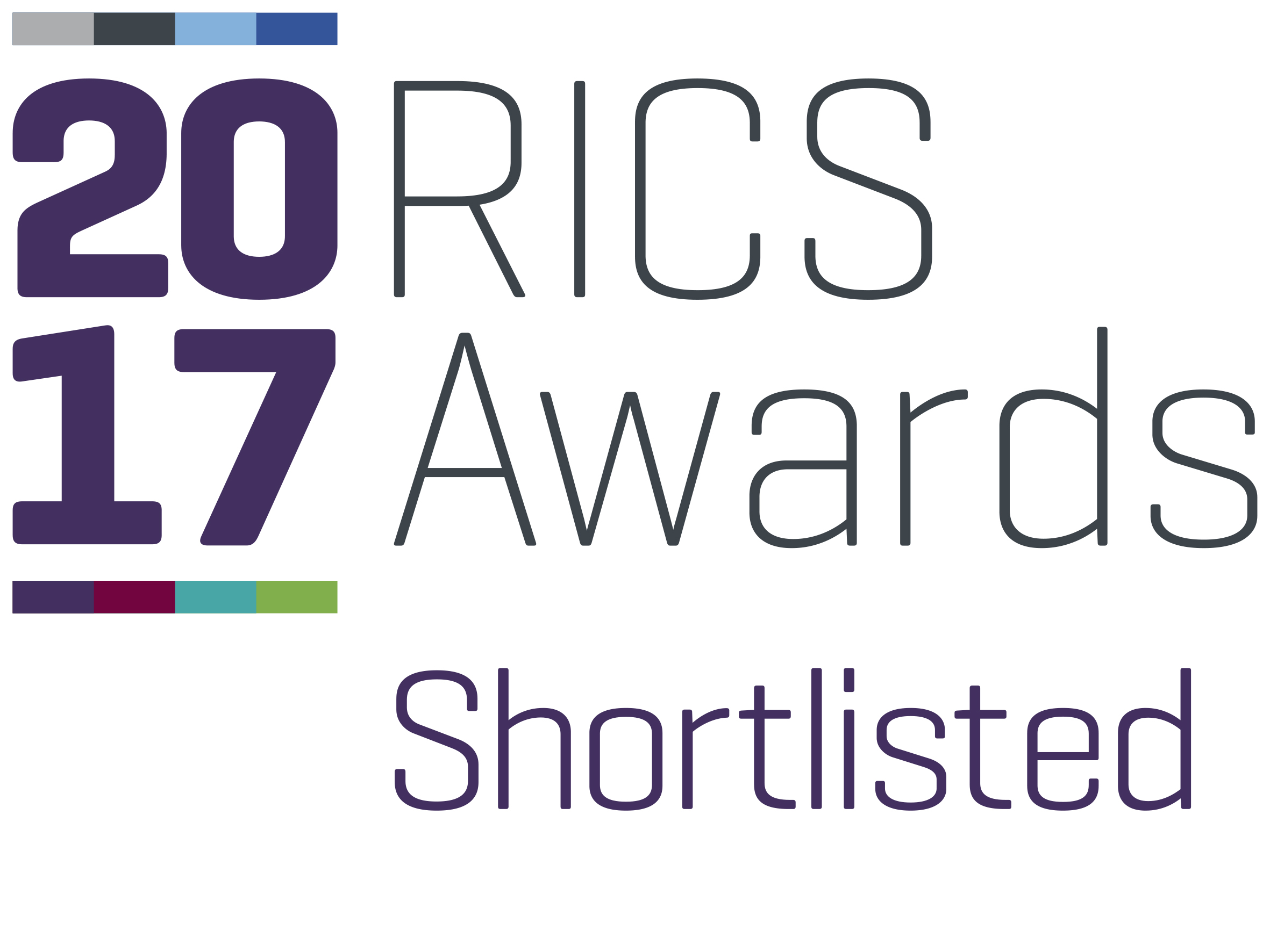 RICS Awards Shortlisted logo