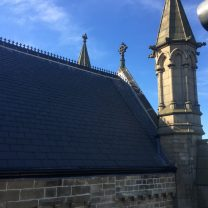 Newly Slated Roof at Dukinfield