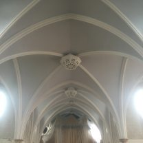 Additional Area of Vaulted Ceiling