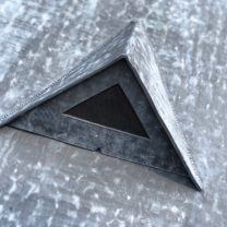 Image showing the detail of lead vent